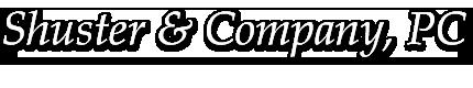 Shuster & Company, PC